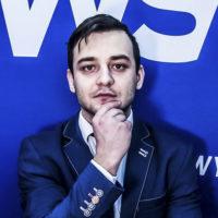Przewodniczący Samorządu Studenckiego – Krystian Stankiewicz