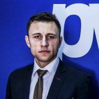 Sekretarz Samorządu Studenckiego – Maciej Ośmak