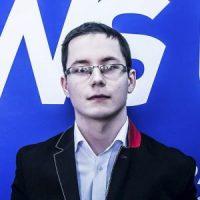 Skarbnik Samorządu Studenckiego – Dariusz Czajka