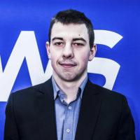 Wiceprzewodniczący Samorządu Studenckiego ds. Kultury i Organizacji – Sylwester Kalawski