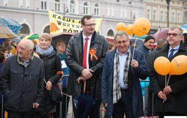 Marsz Godności Osoby z Niepełnosprawnością Intelektualną