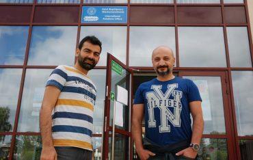Naukowcy z tureckiego Uniwersytetu Harran w PWSTE