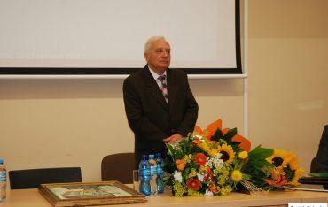 Relacja z konferencji i jubileusz prof. nadzw. dr. hab. Romana Fedana