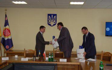 Spotkanie z przedstawicielami Uniwersytetu we Lwowie