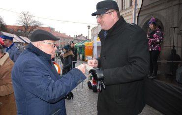 Miejska wigilia dla mieszkańców Jarosławia