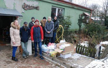Akcja charytatywna na rzecz Schroniska w Orzechowcach