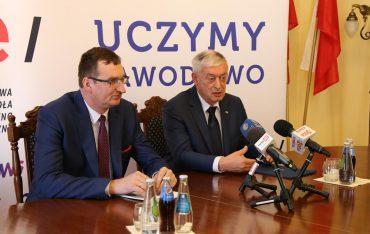 Współpraca Politechniki Rzeszowskiej z PWSTE w Jarosławiu