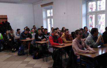 Spotkanie z przedstawicielami firmy GEOMIAR Sp. z o.o.