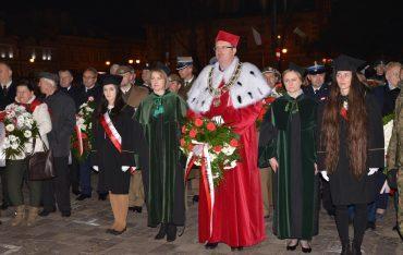 Uroczyste obchody 100. rocznicy Narodowego Święta Niepodległości w Jarosławiu