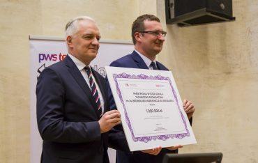 Milion złotych dla PWSTE w Jarosławiu. Dydaktyczna Inicjatywa Doskonałości