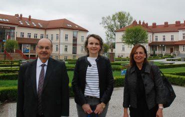 Wizyta Rektora Istanbul Esenyurt University