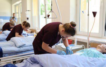 Poprawkowy egzamin OSCE z zakresu Podstaw Pielęgniarstwa