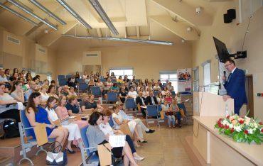 """II Ogólnopolska Konferencja Naukowa """"Starzenie się i starość wyzwaniem i zadaniem XXI wieku"""""""