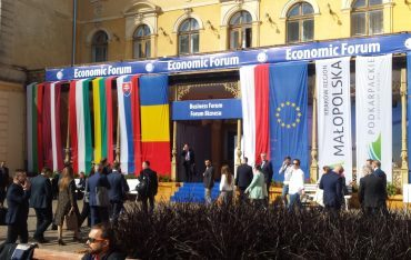 PWSTE podczas Forum Ekonomicznego w Krynicy-Zdrój
