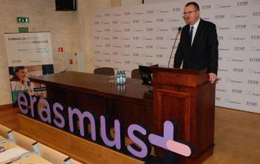 II Konferencja Regionalna Programu Erasmus+ i PO WER