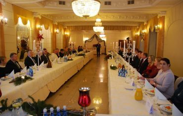 Spotkanie opłatkowe w UM Jarosławia
