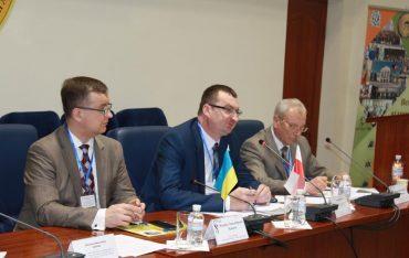 Podpisanie umowy z Narodowym Uniwersytetem Państwowej Służby Podatkowej Ukrainy