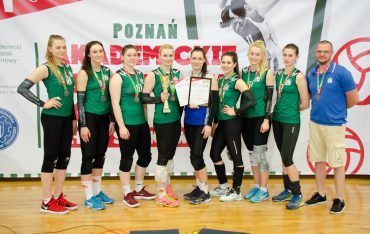 Finał Akademickich Mistrzostw Polski z udziałem drużyny PWSTE