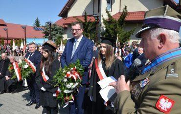 Obchody rocznicy katyńsko-smoleńskiej w Jarosławiu