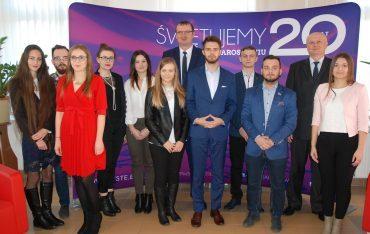 Nowe Prezydium Uczelnianego Samorządu Studenckiego