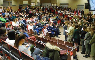 Spotkanie poetycko-muzyczne z okazji 100-lecia odzyskania niepodległości
