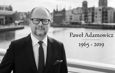 śp. Paweł Adamowicz 1965 – 2019