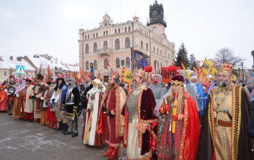 Relacja z Orszaku Trzech Króli w Jarosławiu