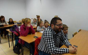 Październikowe zajęcia w ramach Uniwersytetu Dzieci