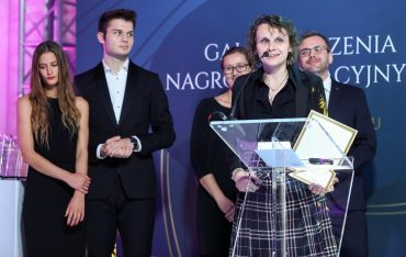 Magdalena Bojarska zwycięzcą konkursu EDUinspirator 2019 w kategorii szkolnictwo wyższe