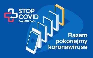 STOP COVID – ProteGO Safe