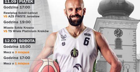 XX Mistrzostwa Podkarpacia W Koszykówce Mężczyzn 09092020