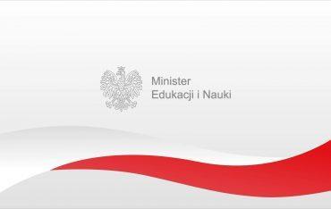 Powitanie Ministra Edukacji i Nauki, Przemysława Czarnka
