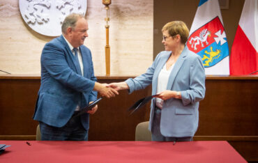 Nowy sprzęt dzięki wsparciu Urzędu Marszałkowskiego