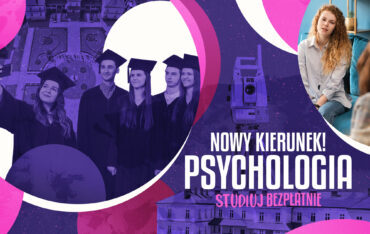 Psychologia – nowy kierunek w PWSTE!